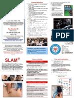 Slam 2014 PDF Pedi-Adult Combo Course
