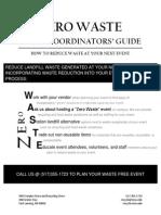 zero waste event guide php