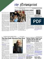 Liberty Newsprint Nov-2-09 Edition