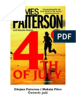 Cetvrti juli, Dzejms Paterson