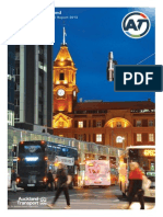 Auckland Transport Annual Report 2013