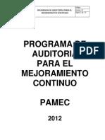Documento Pamec