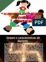 CP4-O Racismo Num Mundo de Igualdades
