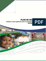 Plan de Desarrollo Departamental 2012 2015