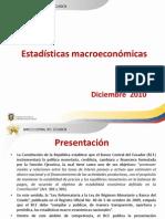 Est Macro 122010