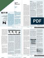 El Si_ndrome de Latigazo Cervical Revisio_n de Los Aspectos Controversiales y Una Propuesta Forense - MEDICINA FORENSE