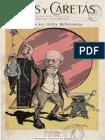 Caras y Caretas (Buenos Aires). 1-9-1900, n.º 100