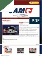 Bus Transportation and Rental in Laguna - Jam Liner