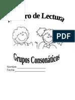 Libro de Lectura de Grupos Consonanticos