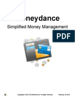 Moneydance 2012.5 User Guide