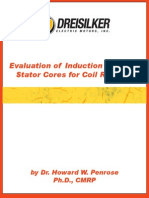DEM WPaper2 Evaluation of Induction Warming Stator Cores for Coil Removal