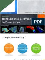 Introduccion a La Simulacion de Reservorios