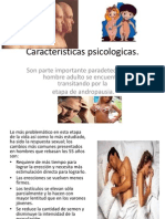 Caracteristicas psicologicas andropausia