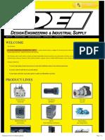 Electrical Supply | Breakers | Motors - Dei Design