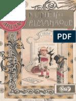 Caras y Caretas (Buenos Aires). 1-1899, n.º 13