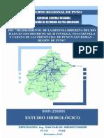 ESTUDIO HIDROLOGICO ILLPA