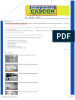 Construction Services_Mechanical Works - Cascon Builders