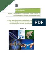 Guia Modulo5 Ciencia y Tecnologia de Secundaria