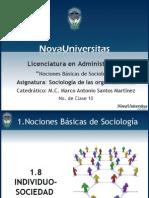 10Sociologia de Las Organizaciones