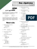 Álgebra(Teoria y Practica) ELITE X 13 Sist Ecuac No Lineales