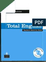 Total English Advanced Teachers Book