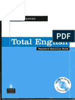 Total English Advanced Teachers Book