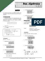 Álgebra(Teoria y Practica) ELITE X 1 Teor Exp