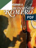 Asesinato Del Monsenor Romero