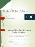 Ferrero/caribou