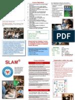 Slam 2014 PDF Adult Anesthesia Course
