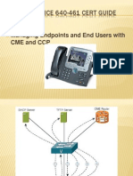 CCNA VoIP Chapter 5 640-461 Show