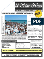 Emerald Star News - April 24, 2014 Edition