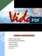 Area de Projecto - Vida - Telenovela