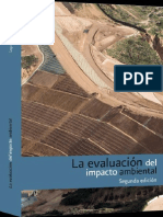La Evaluacion Del Impacto Ambiental 2da Edicion