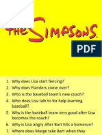 The Simpsons Money Bart PPT Review