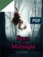 (1)Born at Midnight-C.C Hunter