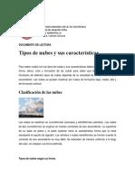 Tipos de Nubes y Sus Características