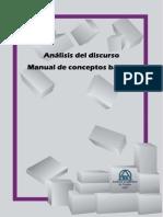 Dooley, Robert a. and Levinsohn, Stephen H. - Análisis Del Discurso. Manual de Conceptos Básicos