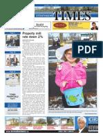 April 25, 2014 Strathmore Times