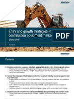 Roland Berger Brazilian Construction Equipment Market 20110414