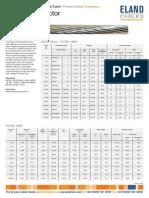 ACSR - Aluminium Conductor Steel Reinforced