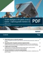 Roland Berger Construction Equipment Market 20111007 (1)