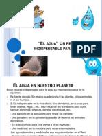 El Agua en Diapositivas