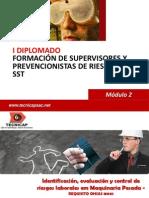 m Dulo 2 Evaluaci n de Riesgos en Maquinaria Pesada Ing Patricio Olivares