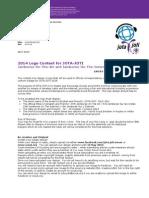 2014 Jota Joti Badge Contest Rules