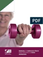 Manual de Ejercicio Físico Para Paciente de Edad Avanzada