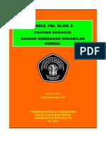 Teacher Guidance Pbl Kehamilan Normal 2013
