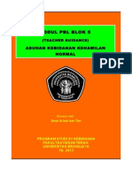Teacher Guidance Pbl Kehamilan Normal 2013