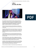 2014-03-26 Alan Parsons - Entrevista