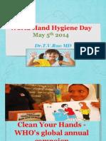 Hand Hygiene Day 2014